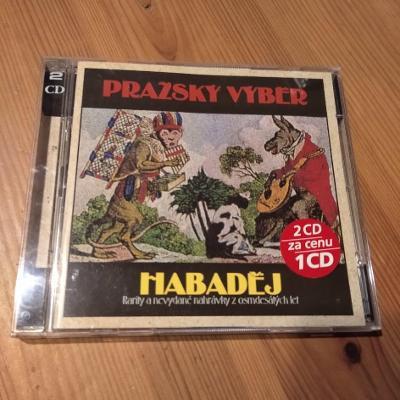Pražský Výběr - Habaděj 2CD