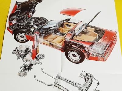 --- Chevrolet Corvette (198?) ------------------------------------ USA