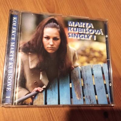 Marta Kubišová - Singly 1