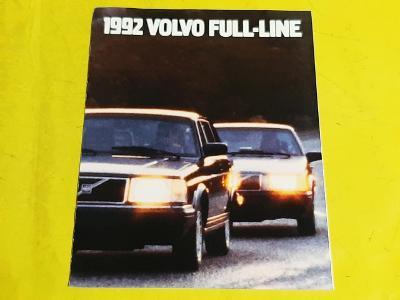 --- Volvo 1992 --------------------------------------------------- USA