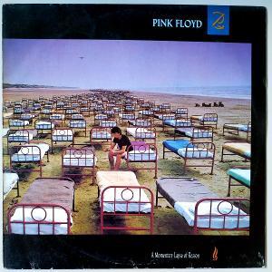LP PINK FLOYD - A MOMENTARY LAPSE OF REASON(1989) EMI/Supraphon! EX++!