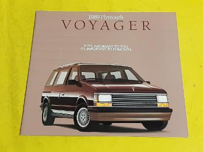 --- Plymouth Voyager (1989) -------------------------------------- USA