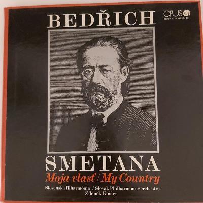 Betřich Smetana - Moje vlasť sada 2LP (VG)