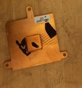 notebook Compaq nx 6310 - chladič