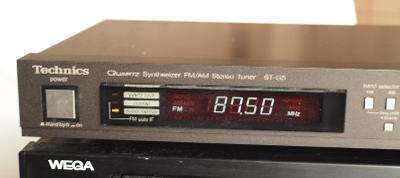 Hi Fi rádio Technics