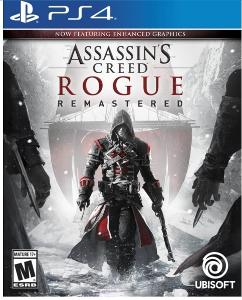 PS4 : Assassin's Creed- ROGUE , Remastered
