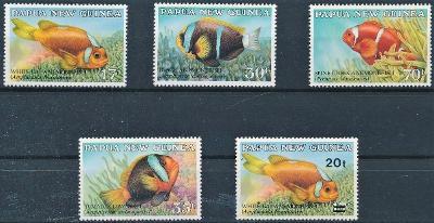 Ryby - Papua New Guinea