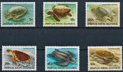 Mořská fauna - Papua New Guinea