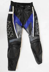 Kožené dámské kalhoty iXS - vel. XL/42, pas: 80 cm