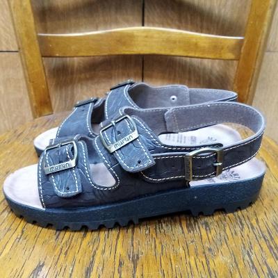 Zánovní sandály MJARTAN (SK), vel. 41 (stélka 26 cm)