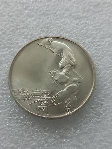 100 kčs Antonín Dvořák TOP stav VZÁCNĚJŠÍ mince !!!