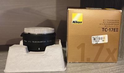NIKON TC-17 E II Telekonvertor