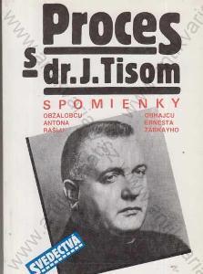 Proces s dr. J. Tisom-Spomienky 1990 Tatrapress