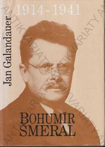 Bohumír Šmeral Jan Galandauer