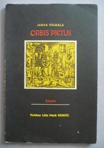 Josef Váchal - Orbis Pictus