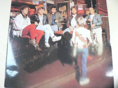 LP Olympic, 1986 - Bigbít