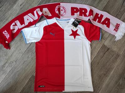 Dres a šála SK Slavia Praha 21/22