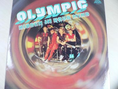 LP Olympic, 1986 - Hidden in your mind