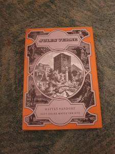 Kniha Jules Verne-Nový Hrabě Monte Christo