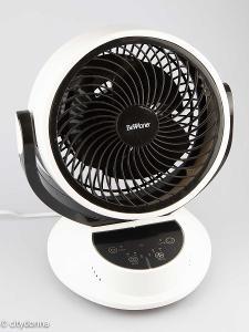 Ventilátor BeWlaner/ vertikální i hor. natáčení/módy/ Od 1Kč