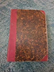 Kniha Jan Herodes,Novela 1897