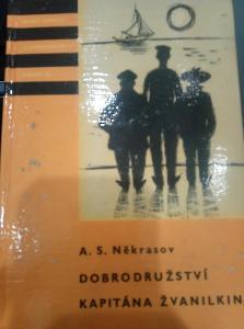 Edice KOD Sv. 42 Někrasov Dobrodružství kapitána Žvanilkina. SNDK 1960