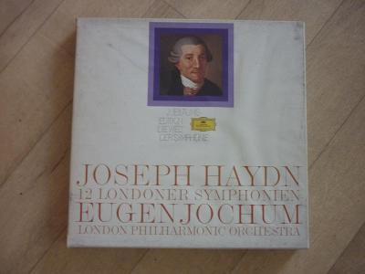 HAYDN - - SBĚRATELSKÁ EDICE - nádherný komplet - 6 LP - luxus stav