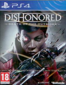 PS4 : DISHONORED - Death of the Outsider