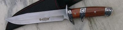 Lovecký nůž KANDAR 33 cm