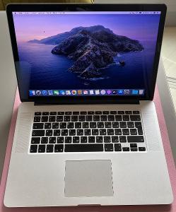 """MacBook Pro Retina Middle 2012 15"""", prosím čtete"""
