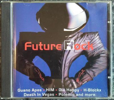 CD Various - Future Rock