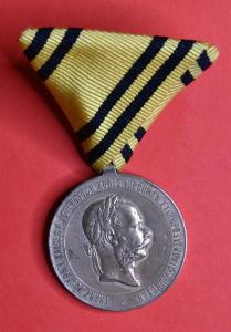 Válečná medaile  FJI.  (172)