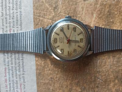 ruhla mechanicky hodinky