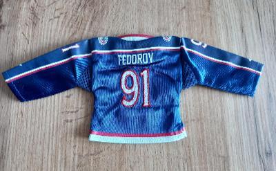 Mini Jersey NHL - Sergei Fjodorov