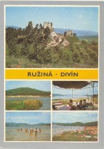 Ružiná - Divín