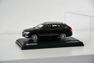 Škoda Superb II Combi Laurin & Klement - Abrex limitovaná edice 72 ks!