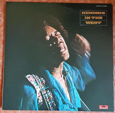 Jimi Hendrix – Hendrix In The West 1979