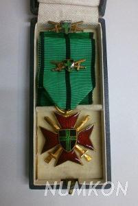 Československo pamětní kříž Akademické leg