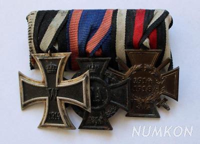 Německo spojka Železného kříže II. třídy