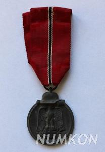 Německo III. říše medaile Za zimní tažení