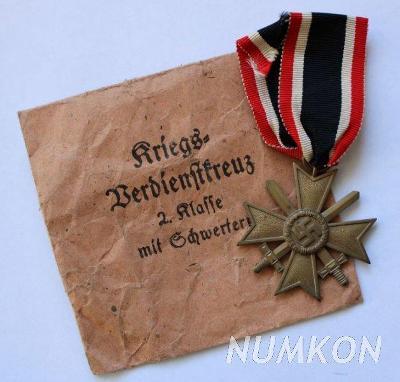 Německo III. říše Vojenský záslužný k