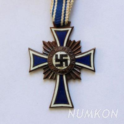 Německo III. říše Čestný kříž německých