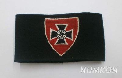 Německo III. říše 1933-1945 Rukávová pás