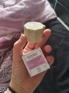 Přírodní tuhý deodorant levandule 30ml