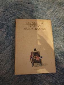 Kniha Povídky Malostranské 1981