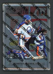 DOMINIK HAŠEK 1996-97 LEAF STEEL