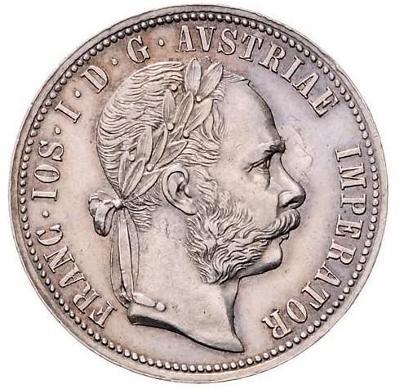 Příbramský zlatník Františka Josefa I. 1875 - mimořádně hezký