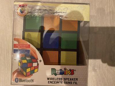 Bluetooth Reproduktor BIGBEN BT10 RUBIK´S