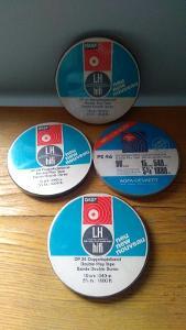 4 x magnetofonová páska BASF + AGFA
