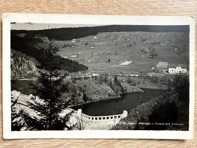 Krkonoše - Udolní přehrada